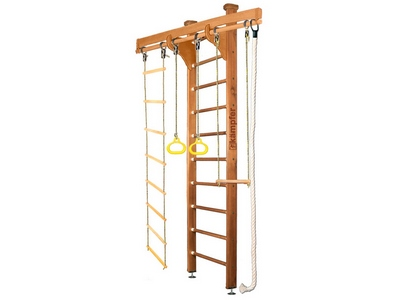 Шведская стенка из дерева Kampfer Wooden Ladder (ceiling)