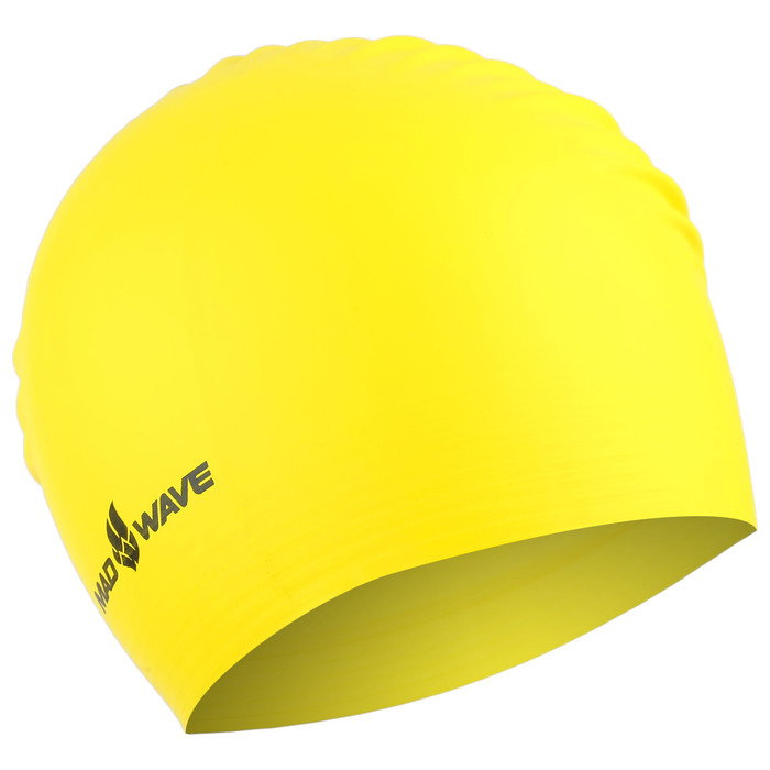 Шапочка для плавания SOLID, Yellow M0565 01 0 06W